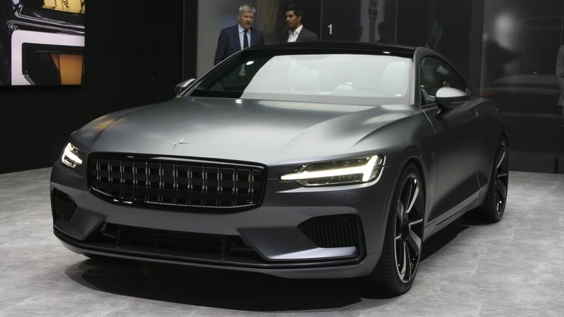 Polestar 1 Reservation Books Open With a Tesla-like Policy