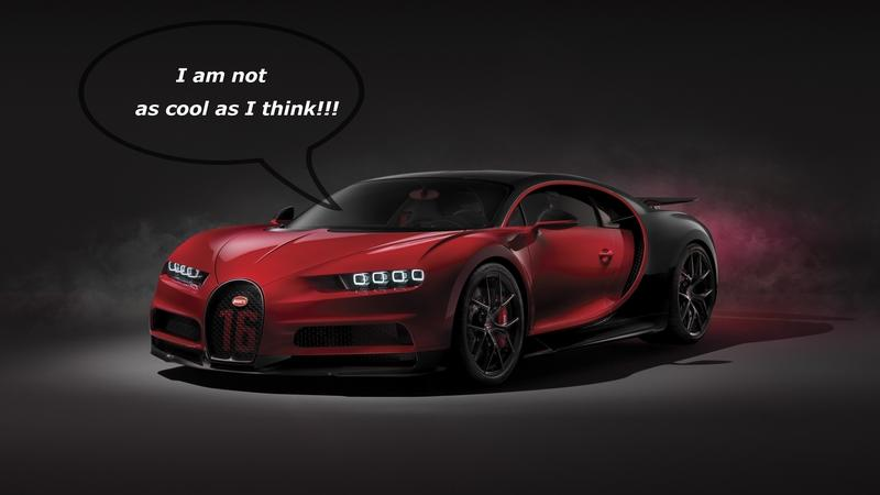 Pops' Rants: Bugatti Is Trying Way Too Hard with the Chiron