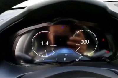 Potential Images of the Mazda3's Digital Gauge Cluster Have Leaked and they Put Audi's Digital Cockpit to Shame - image 773735