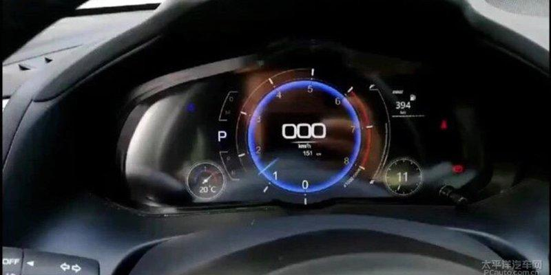 Potential Images of the Mazda3's Digital Gauge Cluster Have Leaked and they Put Audi's Digital Cockpit to Shame