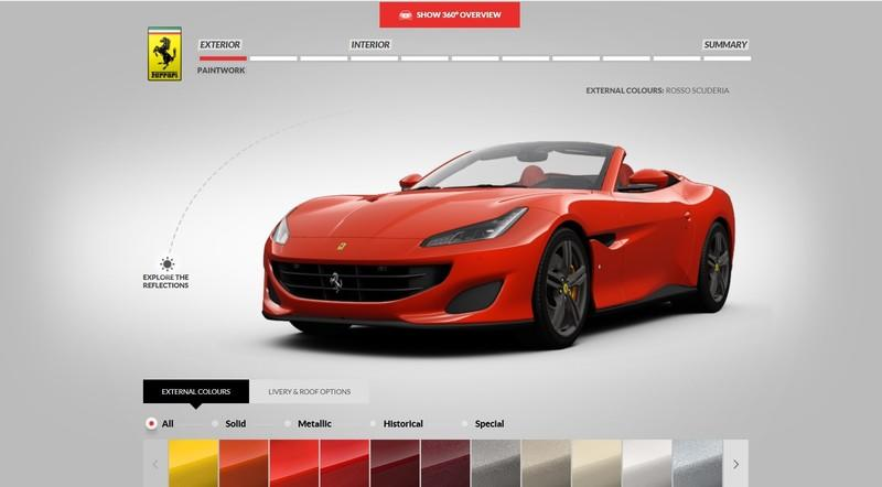 Prepare To Sell Your Kidneys If You Want Options On Your Ferrari Portofino