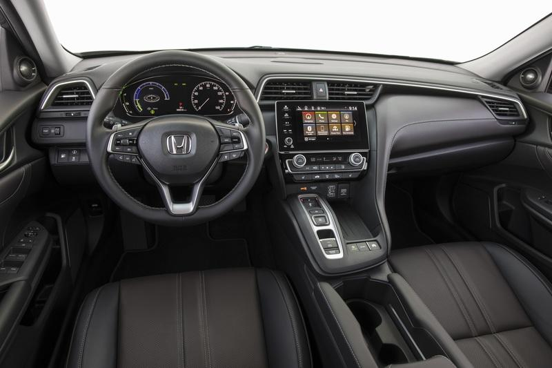 2019 Honda Insight Interior - image 775163