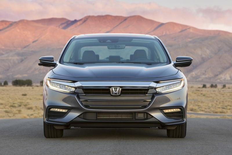 Honda sets higher expectations for the 2019 Insight Exterior - image 775156