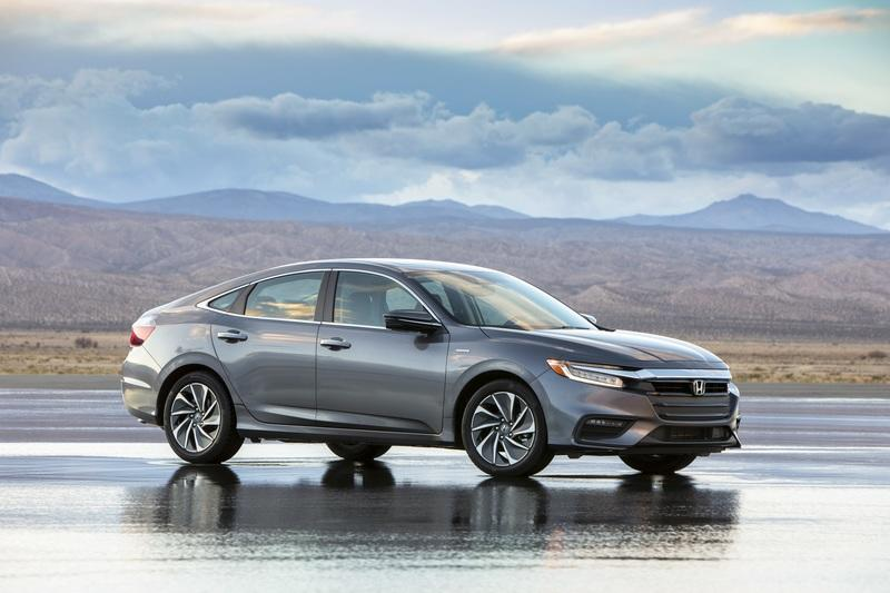 Honda sets higher expectations for the 2019 Insight Exterior - image 775153