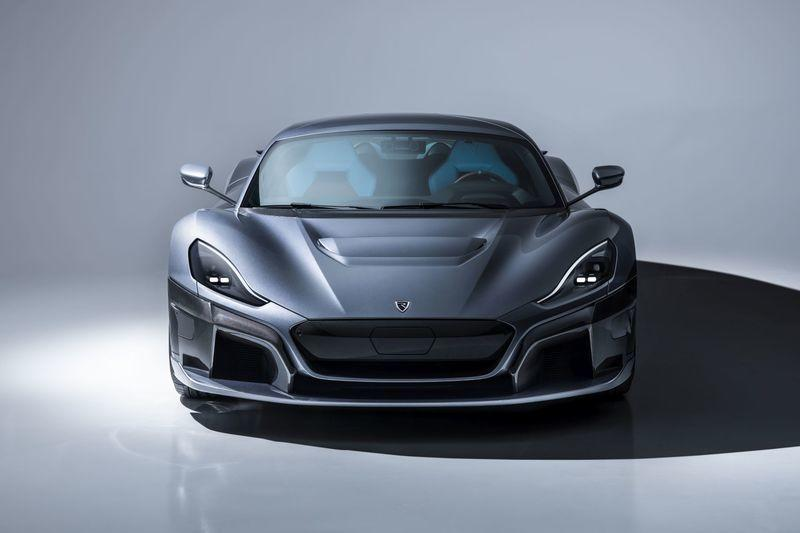 The Rimac C Two Is An Electron-Powered Destroyer Of Internal Combustion Exterior - image 772548