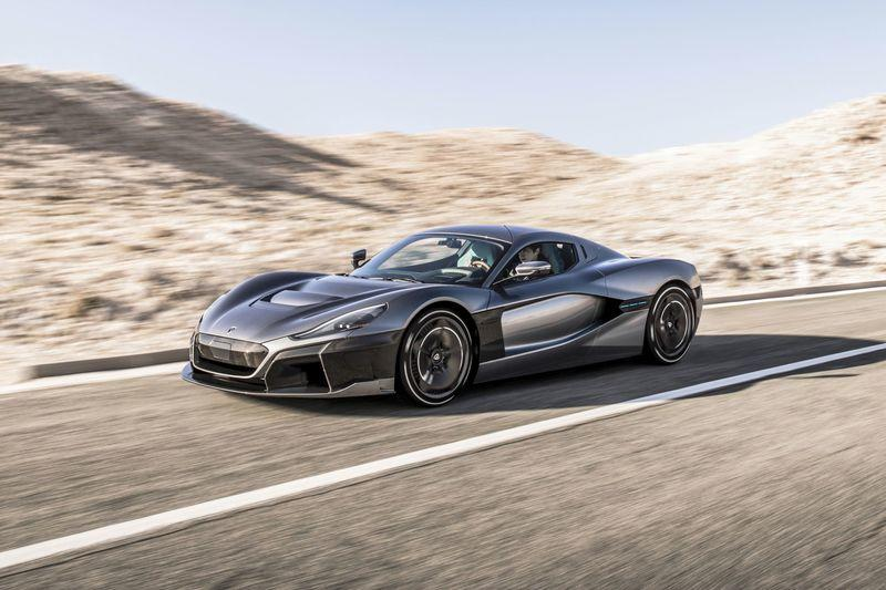 The Rimac C Two is Almost Sold Out and Folks are Averaging $600,000 in Options!