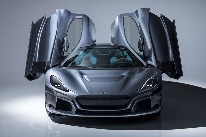 The Rimac C Two is Almost Sold Out and Folks are Averaging $600,000 in Options! Exterior - image 772558