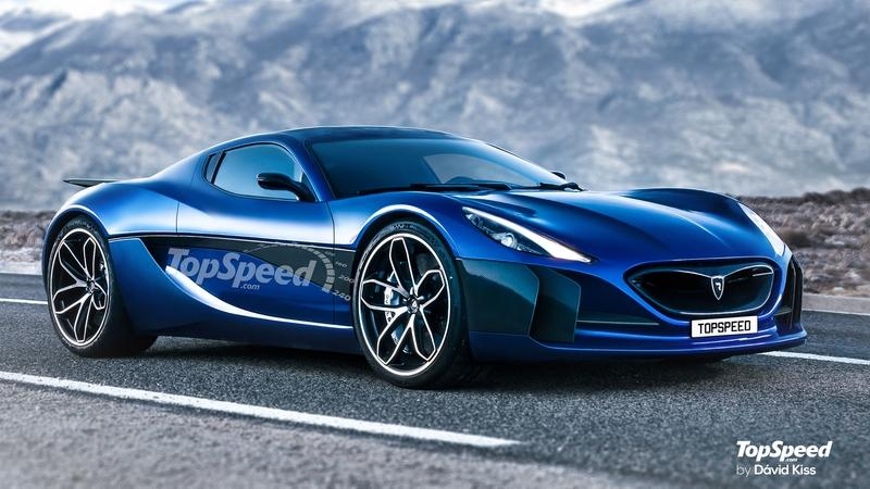 Rumor: The Geneva-Bound Rimac Concept Two Will Get a 120-kWh Battery, Level 4 Autonomy