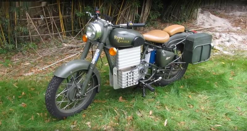 Royal Enfield to plunge resources into developing electric motorcycles - image 773494
