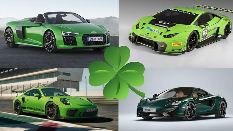 Saint Patrick's Day Special - Check Out These Mean And Green Performance Machines
