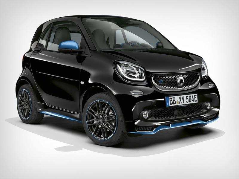 smart EQ ForTwo shows its electric side in Geneva
