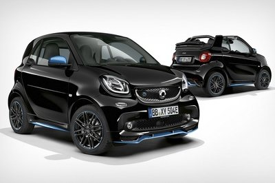 smart EQ ForTwo shows its electric side in Geneva - image 771814