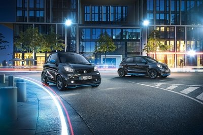 smart EQ ForTwo shows its electric side in Geneva - image 771817