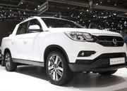 SsangYong Musso Pickup Comes to Attack European Market - image 773060