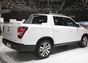 SsangYong Musso Pickup Comes to Attack European Market - image 773061