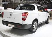 SsangYong Musso Pickup Comes to Attack European Market - image 773062