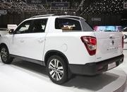 SsangYong Musso Pickup Comes to Attack European Market - image 773063