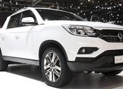 SsangYong Musso Pickup Comes to Attack European Market - image 773065