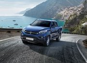 SsangYong Musso Pickup Comes to Attack European Market - image 772725