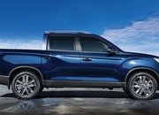 SsangYong Musso Pickup Comes to Attack European Market - image 772726