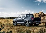 SsangYong Musso Pickup Comes to Attack European Market - image 772727