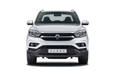 2018 SsangYong Musso - image 772729