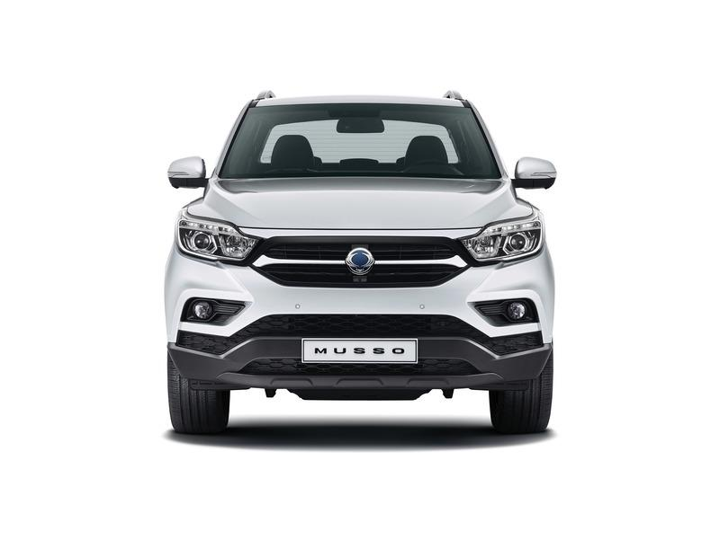 2018 SsangYong Musso Exterior - image 772729