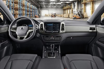 2018 SsangYong Musso - image 772732