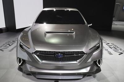 The Subaru Viziv Tourer is Here, and it May Preview the Next-Gen Outback - image 772297