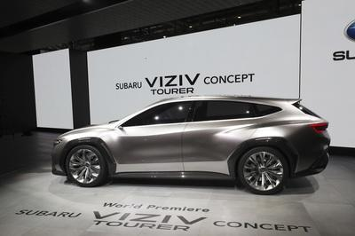 The Subaru Viziv Tourer is Here, and it May Preview the Next-Gen Outback - image 772298