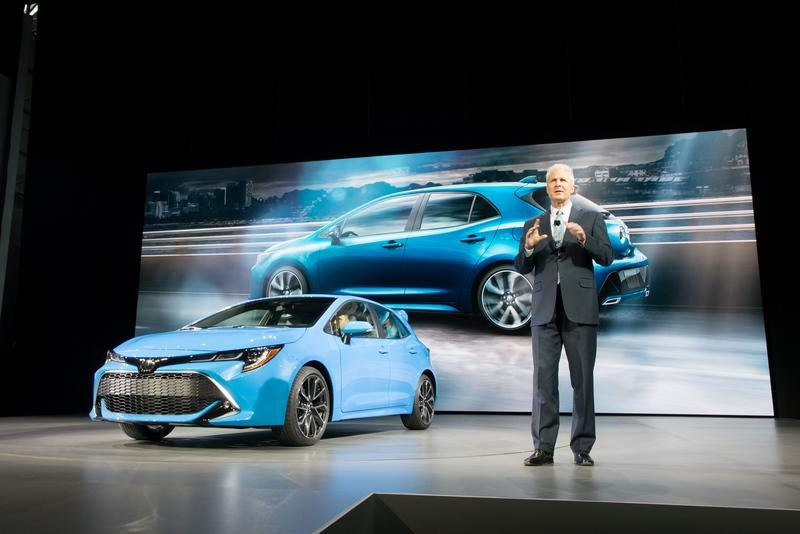 Sweet Moses! The Toyota Corolla Hatchback Looks...Awesome!