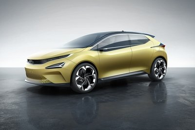 The 45X Proves that Tata Could Take On BMW, Audi, and even Porsche in the Future - image 772957