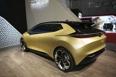 The 45X Proves that Tata Could Take On BMW, Audi, and even Porsche in the Future - image 772959