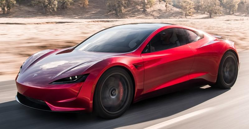 Tesla Roadster 2.0 vs the Rimac C Two - Did Rimac Just Beat Tesla To The Punch?