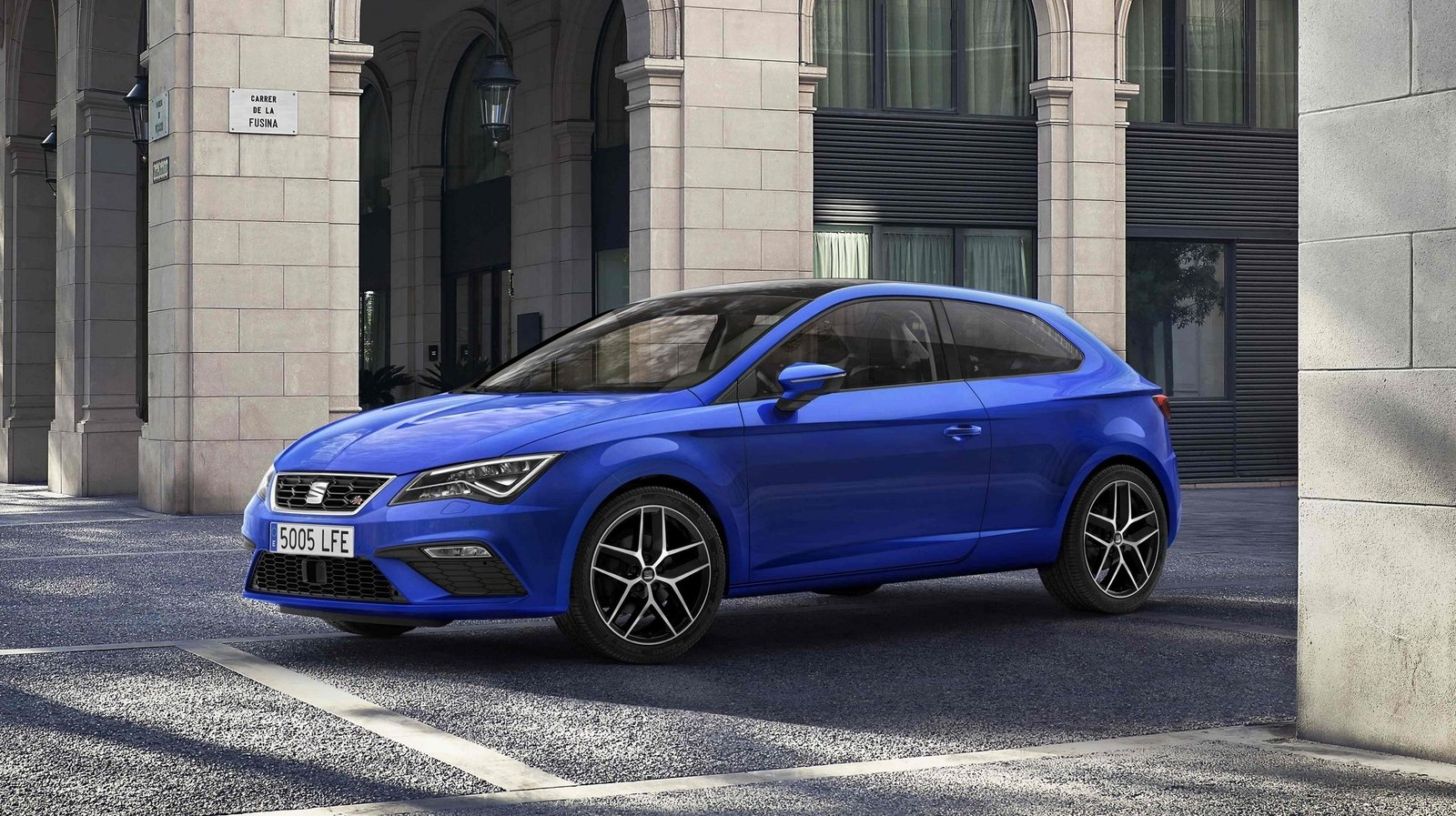 The 2020 Seat Leon Will Get Volkswagen Group's Newest