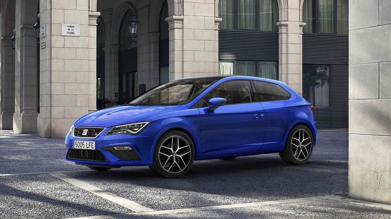 "The 2020 Seat Leon Will Get Volkswagen Group's Newest ""industry leading"" tech"