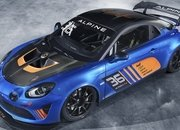 The Alpine A110 GT4 Is the Hottest A110 Ever Built! - image 772857