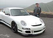 The Drive Takes A Spin In Joe Rogan's Sharkwerks Porsche GT3 RS - image 775099