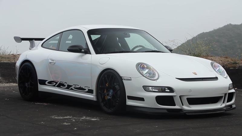 The Drive Takes A Spin In Joe Rogan's Sharkwerks Porsche GT3 RS