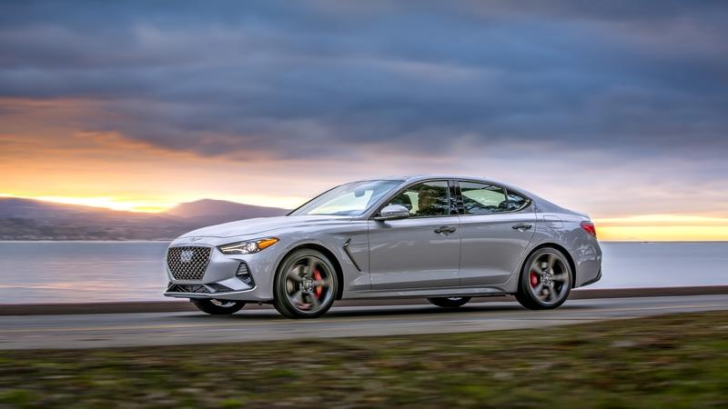 The Genesis G70 Sedan Finally Made it to the U.S., and it Puts the BMW 3 Series and Mercedes C-Class in Check Exterior - image 775843