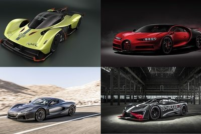 The Geneva Motor Show Is Where The Fastest Of The Fast Strut Their Stuff