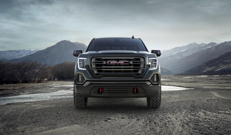 2019 GMC Sierra AT4 Exterior - image 775293