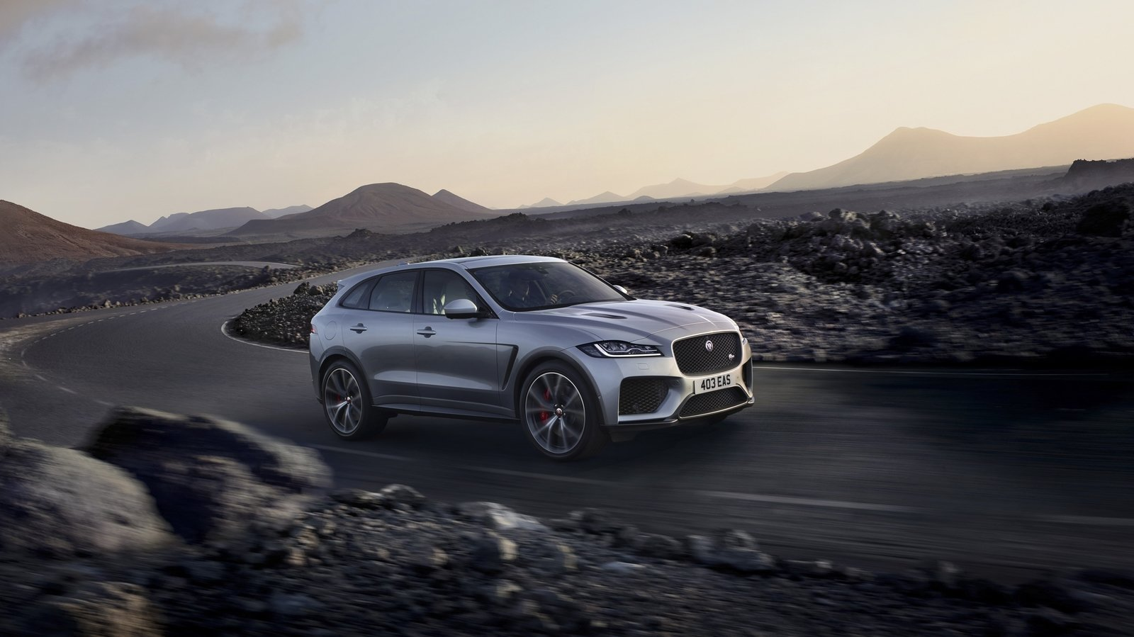 The Jaguar F-Pace SVR Just Rendered The Upcoming BMW X3 M ...