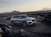 The Jaguar F-Pace SVR Just Rendered the Upcoming BMW X3 M Obsolete - image 775974