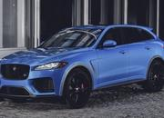 The Jaguar F-Pace SVR Just Rendered the Upcoming BMW X3 M Obsolete - image 775537
