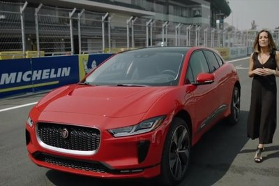 The Jaguar I-Pace Has Finally Made Its World Debut; Puts Tesla Model X In The Crosshairs - image 771145