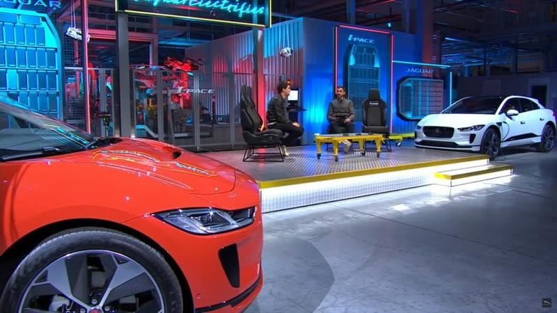 The Jaguar I-Pace Has Finally Made Its World Debut; Puts Tesla Model X In The Crosshairs
