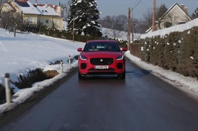 The Jaguar I-Pace Has Finally Made Its World Debut; Puts Tesla Model X In The Crosshairs - image 771131