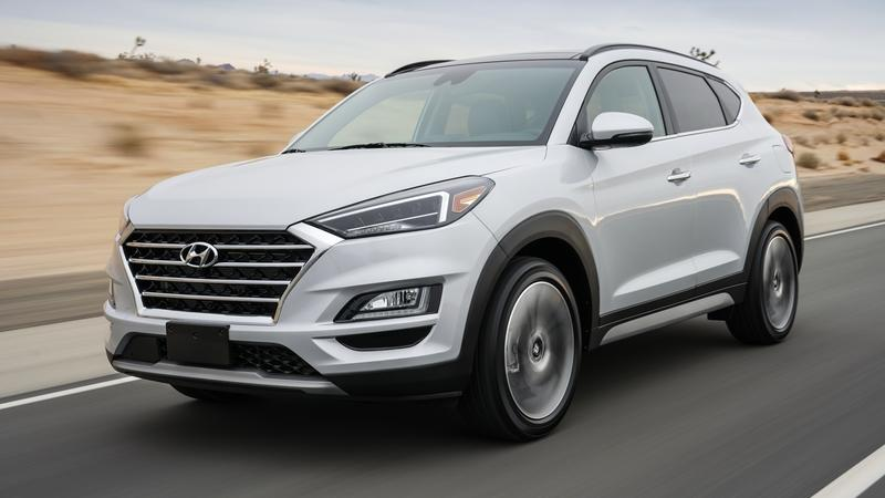 High-Performance SUVs are Becoming a Trend as Hyundai Preps a Tucson N for 2021