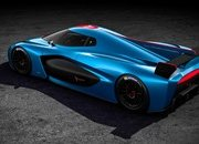 Pininfarina Drops The Load With Teaser of Upcoming 250-MPH PF0 Hypercar - image 772851